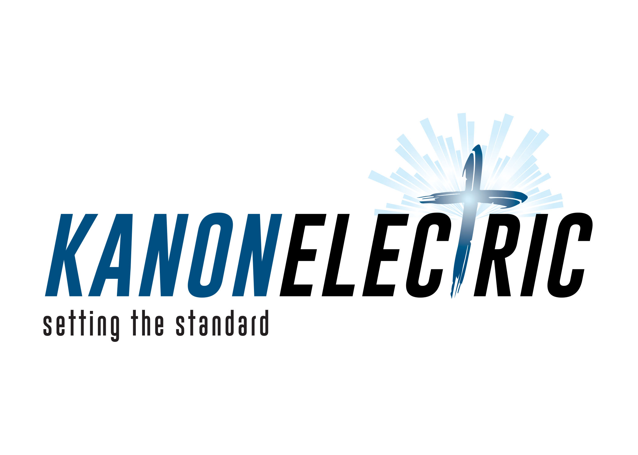 Cross Logo_Horizontal_Kanon Electric