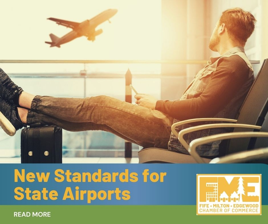 New standards for state airports.