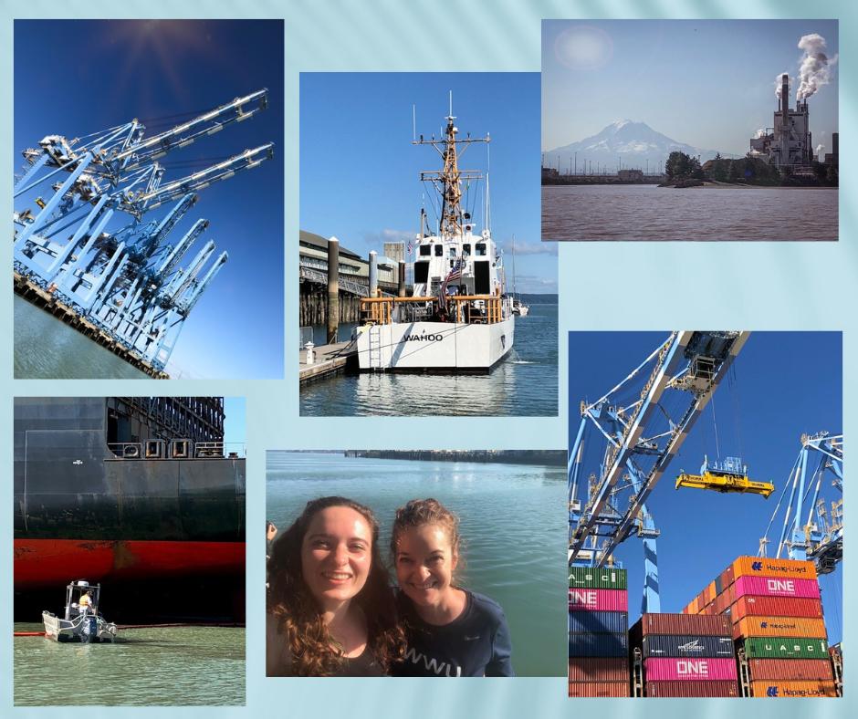 port of tacoma tour