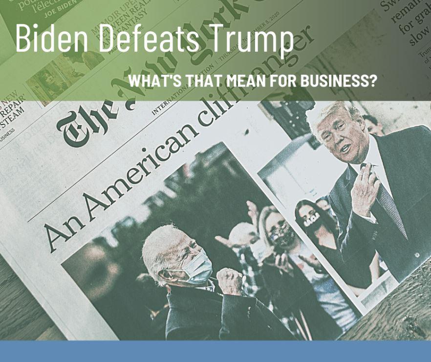 Biden Defeats Trump