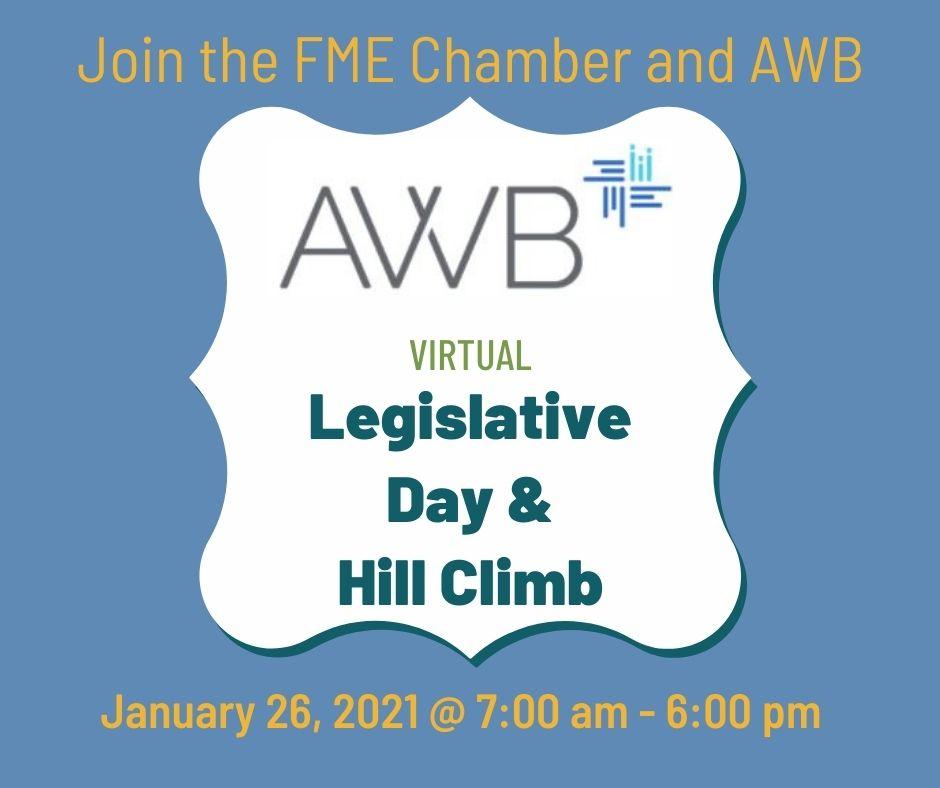 Legislative Day & Hill Climb with AWB